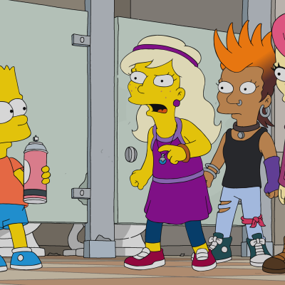The Simpsons Season 31 Episode 14 Review Bart The Bad Guy Den Of Geek