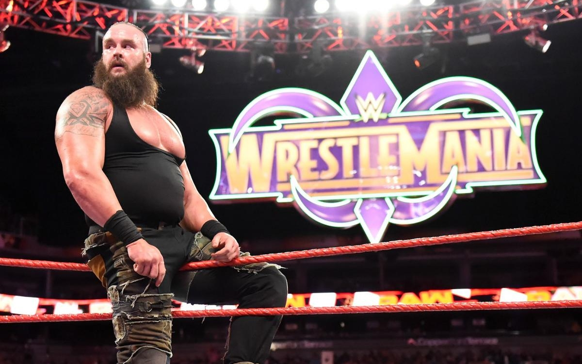 Update On Braun Strowman Heading To AEW/Impact After WWE Release 11