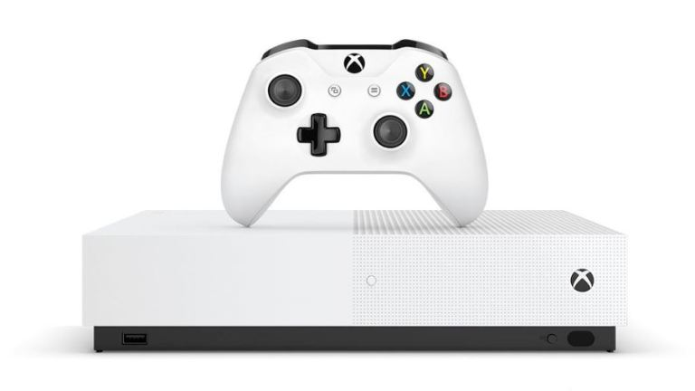 Xbox One S All Digital Release Date Price