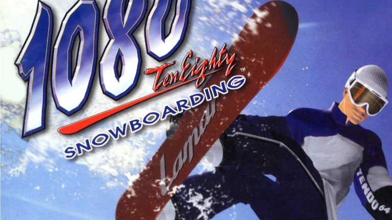 1080 Snowboarding spiritual sequel
