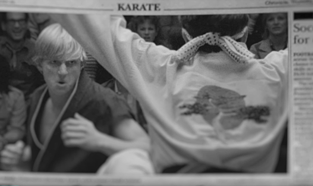 ESPN 30 for 30 Karate Kid parody