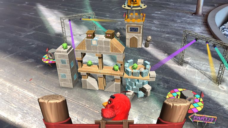 Angry Birds AR: Isle of Pigs Review