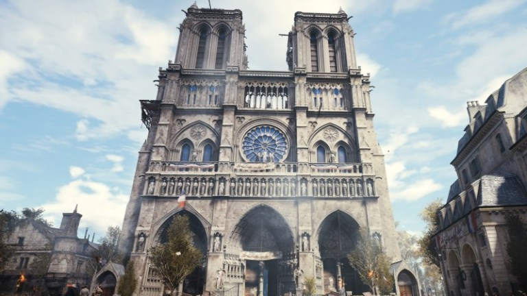 Assassin's Creed Unity PC Notre Dame