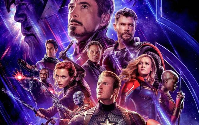 Avengers: Endgame - The Team