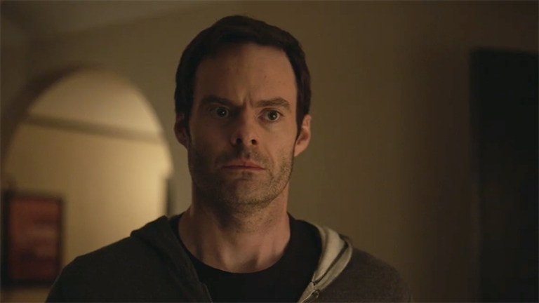 Bill Hader stars as Barry