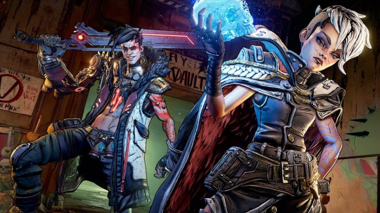 Borderlands 3 Livestream gameplay