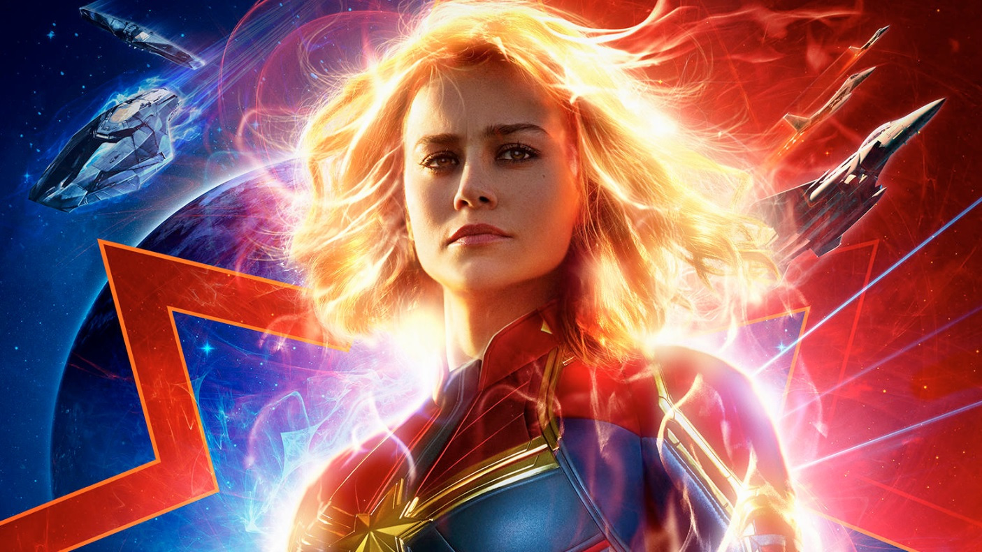 Avengers Endgame What Captain Marvel S Hair Means To Fans Den Of Geek