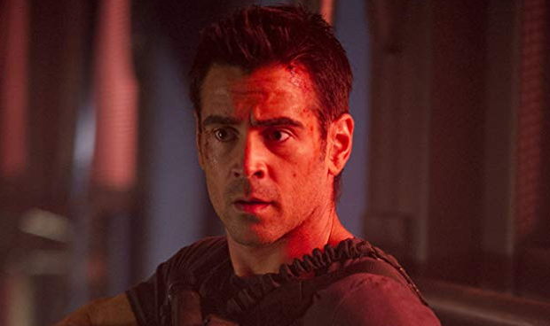 Colin Farrell in Total Recall; Sony Pictures Releasing