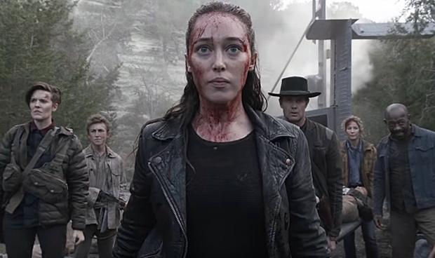 Fear the Walking Dead Season 5 Cast; AMC