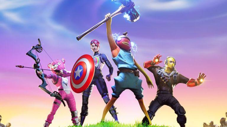 Fortnite - Avengers: Endgame