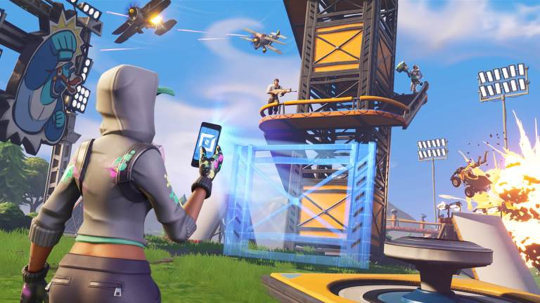 Fortnite Crunch Epic Work Conditions