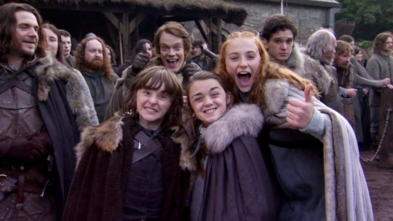 Game of Thrones Cast Remembers Early Seasons as Summer ...
