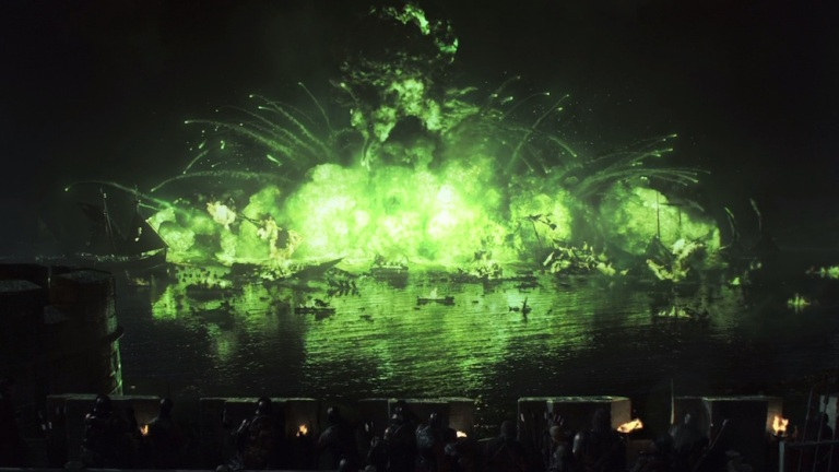 Game of Thrones Wildfire Real History
