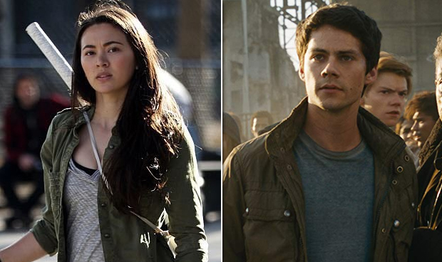 Jessica Henwick on Iron Fist, Dylan O'Brien in Maze Runner: The Death Cure