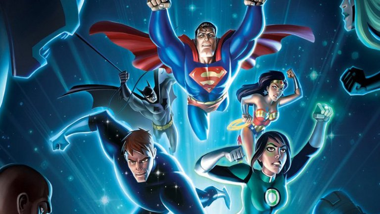 DC Animated's Justice League vs. The Fatal Five