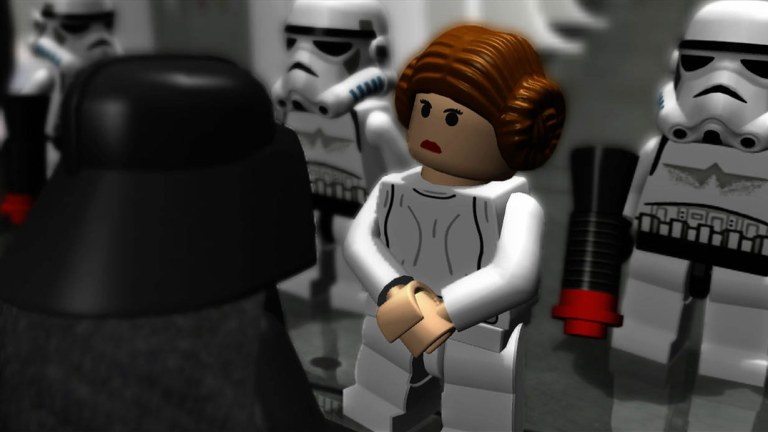 Lego Star Wars New Game