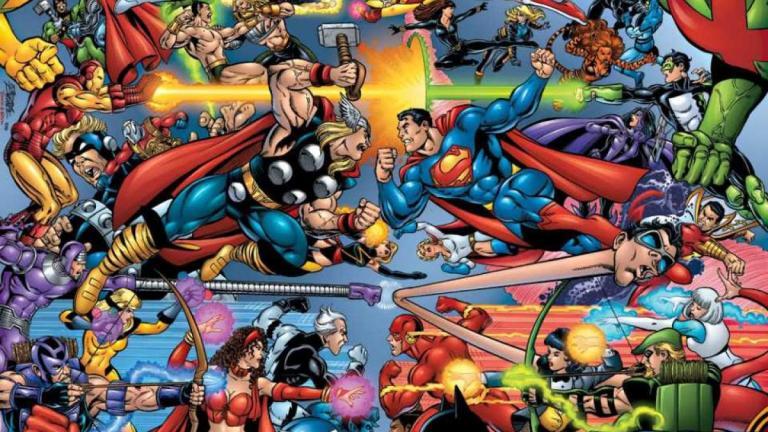 Marvel vs. DC Fighting Game