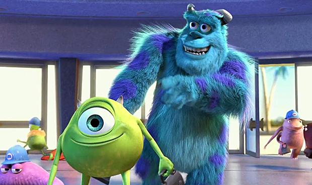 Monsters, Inc.; Disney/Pixar