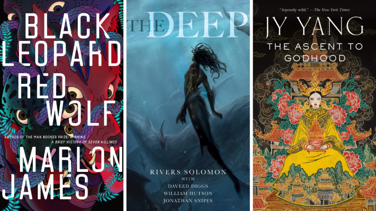 Non-Western-Centric Fantasy Books Coming Out in 2019