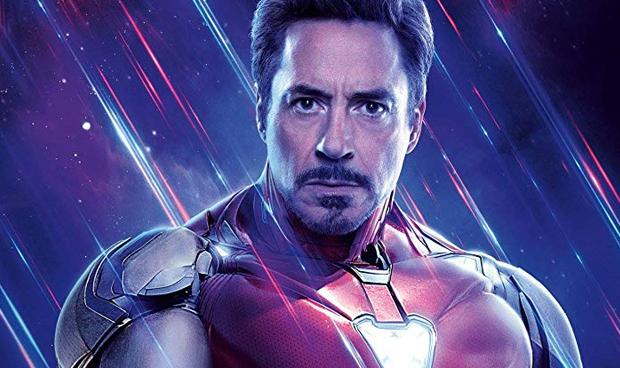 Robert Downey Jr.: Avengers: Endgame poster; Marvel Studios