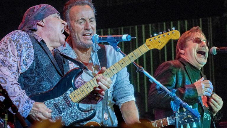 Steve van Zandt Bruce Springsteen Southside Johnny