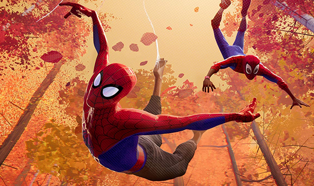 Spider-Man: Into the Spider-Verse; Sony Pictures Animation
