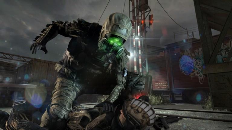 Splinter Cell Ubisoft Tom Clancy
