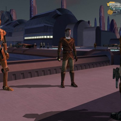 Star Wars: Knights of the Old Republic Facts