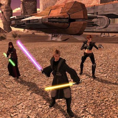 Star Wars KOTOR 3 Plot
