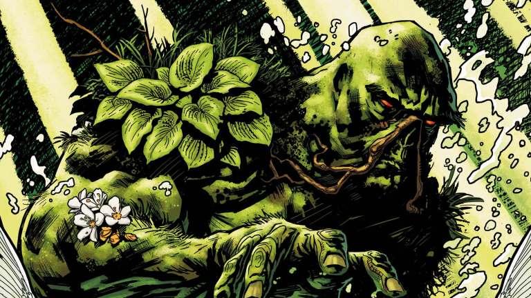 Swamp Thing TV Series DC Universe