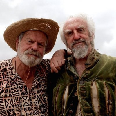 Terry Gilliam Man Who Killed Don Quixote Interview