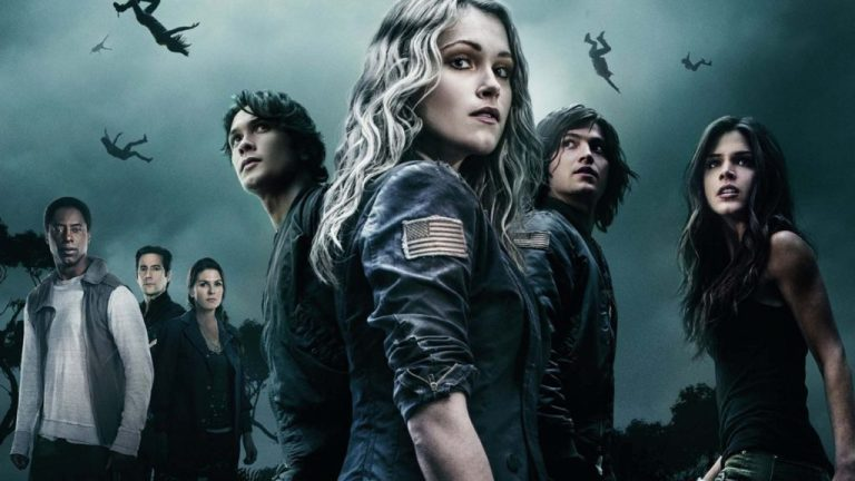 The CW's The 100 Cast in Season 2