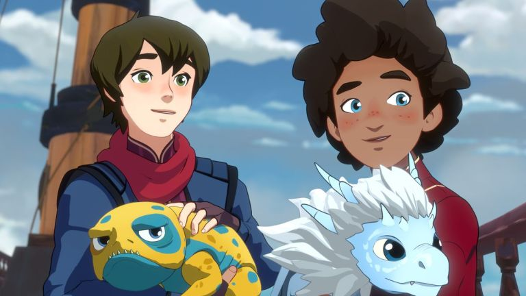 The Dragon Prince Season 3 on Netflix Release Date Cast Trailer