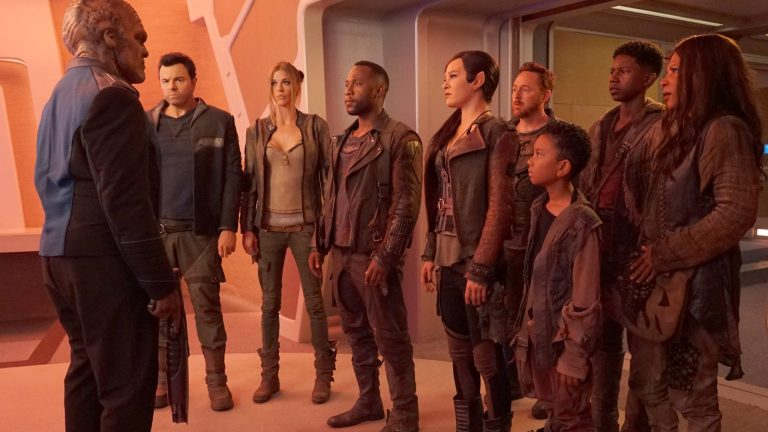 The Orville Season 3 Release Date Cast