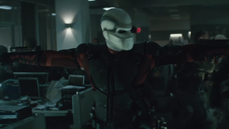 Deadshot in DCEU Suicide Squad Movie