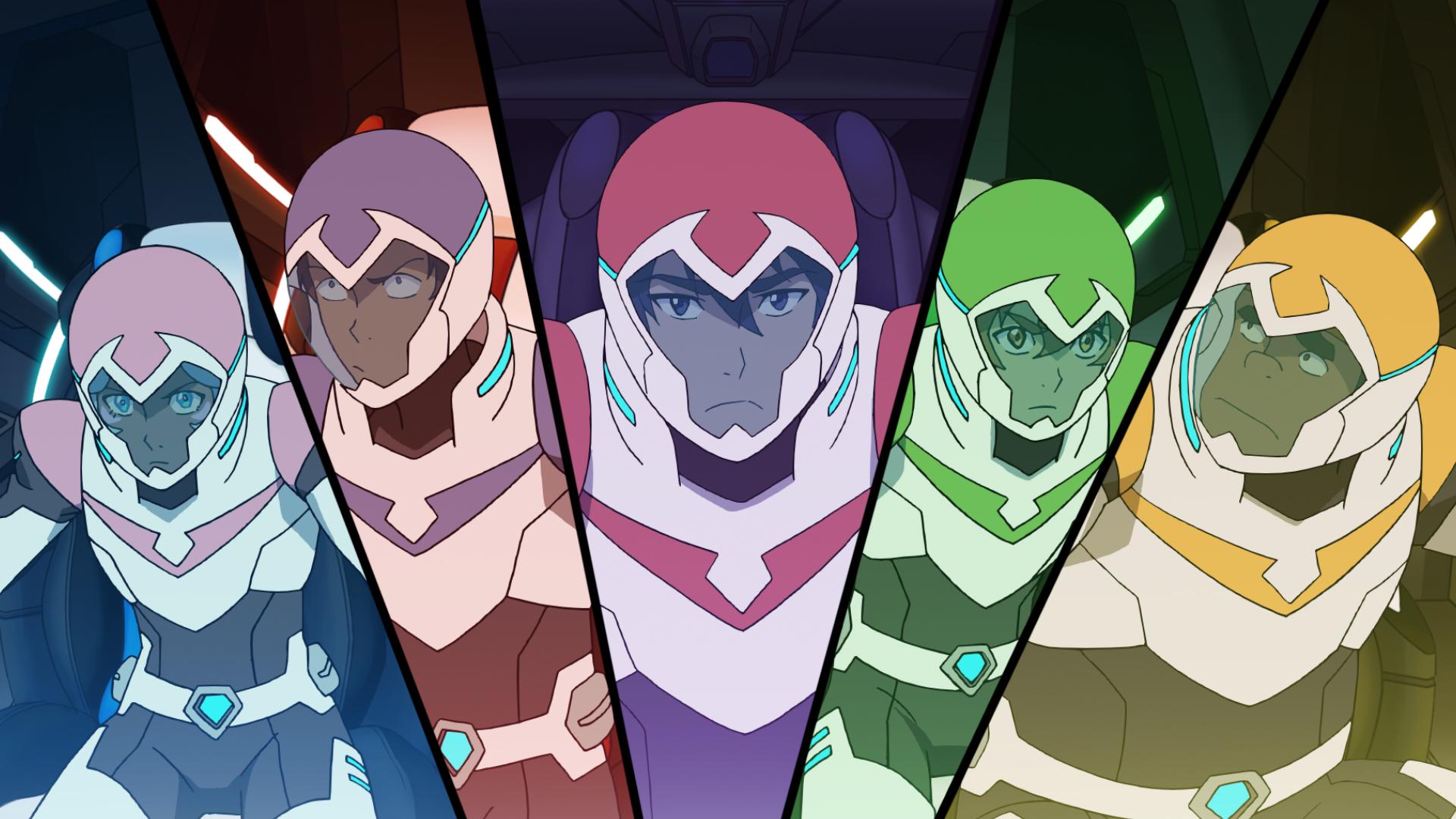 Voltron Legendary Defender Seasons 3 Through 6 Head To Dvd Den