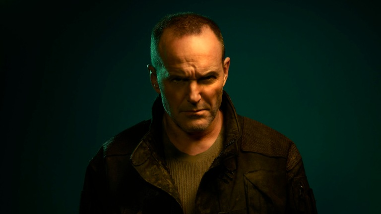 Clark Gregg as Sarge in Agents of SHIELD