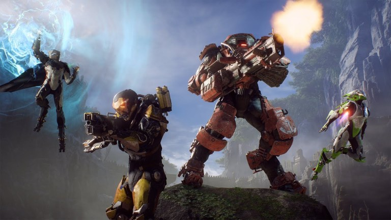 Anthem: BioWare Still Committed