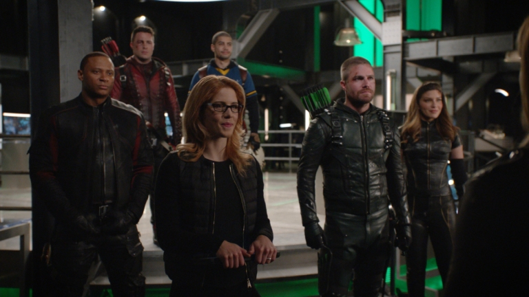 Arrow Season 7 Episode 22 Review: You Have Saved This City