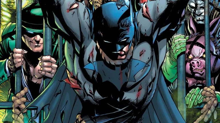 Batman: Tom King Leaving