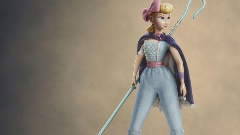 Bo Peep Toy Story 4 Plot Change