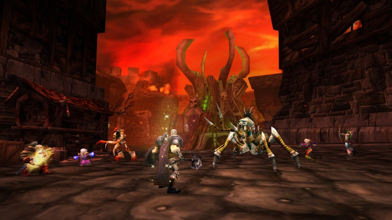 World of Warcraft Classic Hands-on Preview