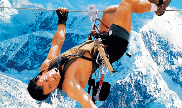 Cliffhanger: Sylvester Stallone; Carolco Pictures