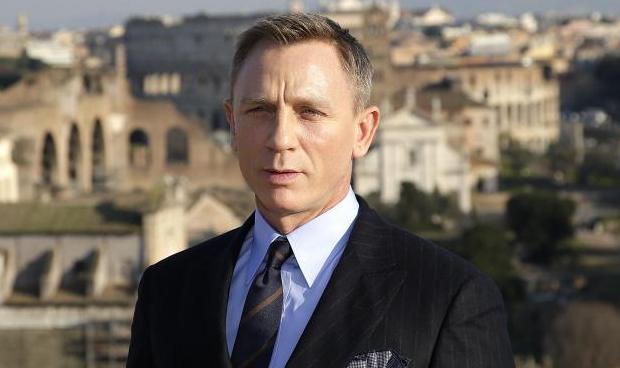 Daniel Craig as James Bond in Spectre; MGM