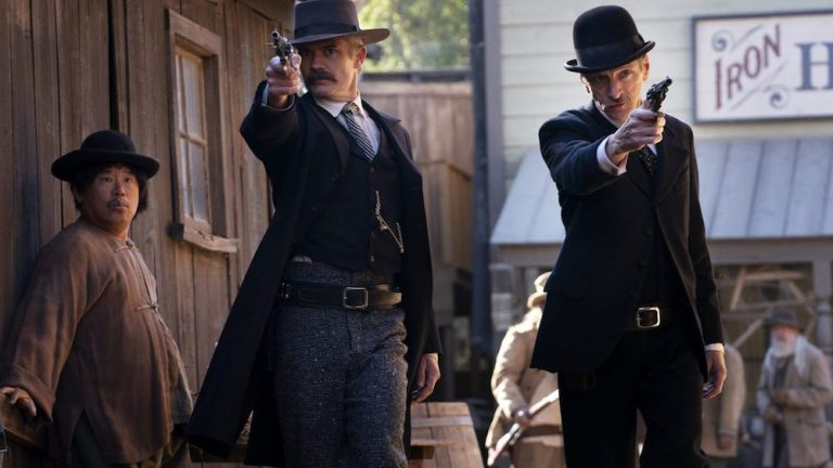 Deadwood The Movie Review Timothy Olyphant