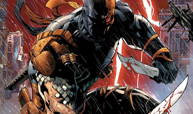 Deathstroke Vol 3 #1; DC Comics, Tony S. Daniel