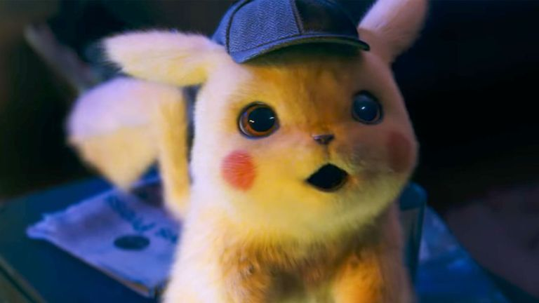 Detective PIkachu Easter Eggs References