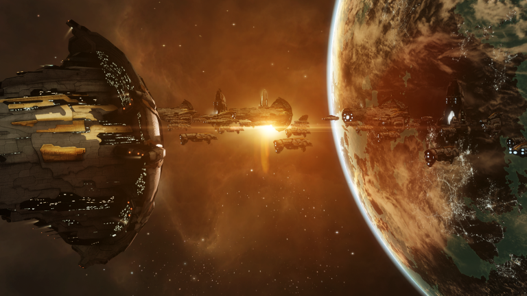EVE Online: Beautiful Locations