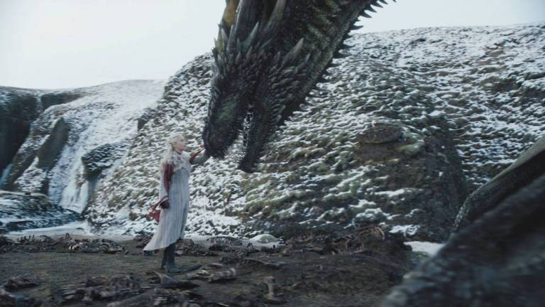 Game of Thrones Season 8 Dragon Deaths Daenerys Rhaegal