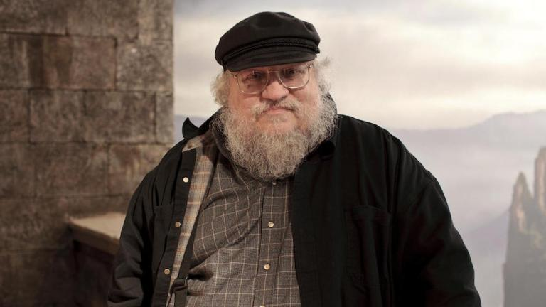George RR Martin Winds of Winter Finished Game of Thrones
